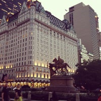 Photo taken at Grand Army Plaza by Carter M. on 9/13/2012