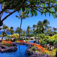 Photo taken at Grand Hyatt Kauai Resort & Spa by T D. on 5/27/2012