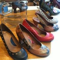 Photo taken at John Fluevog Shoes by Tovah K. on 3/10/2012