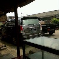 Photo taken at kawasan Industri Jatake Tangerang by dwi m. on 4/20/2012