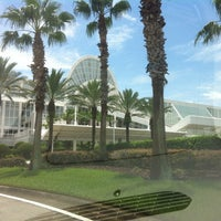 Photo taken at Orange County Convention Center South Concourse by Coral K. on 6/27/2012