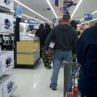 Photo taken at Walmart Supercenter by John M. on 2/11/2012