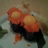 Photo taken at Sushi Sasa by Katja R. on 4/7/2012