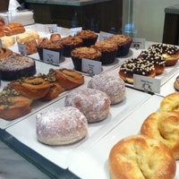 Photo taken at Bouchon Bakery by Jeannette H. on 2/18/2012