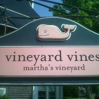 Photo taken at vineyard vines by Steven on 6/25/2012