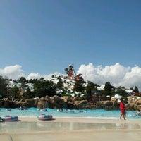 Photo taken at Disney's Blizzard Beach Water Park by Akiem W. on 2/10/2012