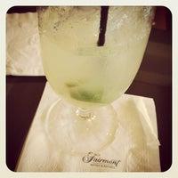 Photo taken at Fairmont Miramar Hotel & Bungalows by Johnson B. on 5/11/2012