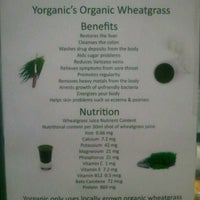 Photo taken at Yorganic by R J. on 7/5/2012