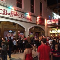 Photo taken at Buffalo Billiards by Sim Sullen on 3/12/2012