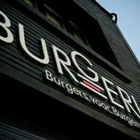 Photo taken at Burgerij by Alec V. on 4/18/2012