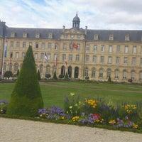 Abbaye Aux Homme — Hôtel De Ville De Caen
