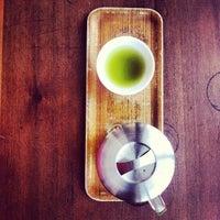 Photo taken at Samovar Tea Lounge by Stephen G. on 9/13/2012