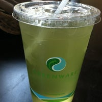 Photo taken at Java Green by Roxanne G. on 5/30/2012