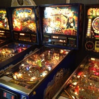 Photo taken at Pacific Pinball Museum by John H. on 4/14/2012