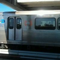 Photo taken at MDT Metrorail - Civic Center Station by Fran D. on 6/12/2012