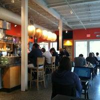 Photo taken at Café Helios by Megan D. on 4/22/2012