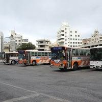 Photo taken at 那覇バスターミナル by kokubucamera on 5/26/2012