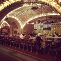 Photo taken at Grand Central Oyster Bar by Stephanie Paige M. on 8/7/2012