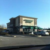 Photo taken at Starbucks by Chris R. on 3/6/2012