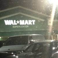 Photo taken at Walmart Supercenter by Gloria H. on 7/3/2012
