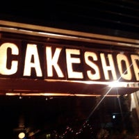 Photo taken at Cake Shop by Josh C. on 2/16/2012