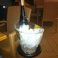 Photo taken at Bellagio Café by Antonio D. on 6/7/2012