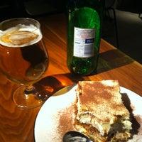 Photo taken at PizzaExpress by Jordan C. on 4/23/2012