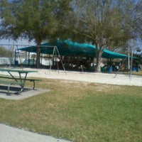 Photo taken at Kissimmee Lakefront Park by Kim W. on 2/24/2012