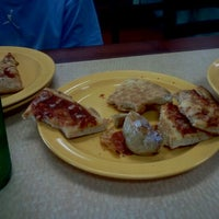 Photo taken at Cicis by Melissa T. on 4/12/2012