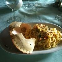 """Photo taken at Osteria """"Al portico"""" by Vittorio B. on 6/7/2012"""