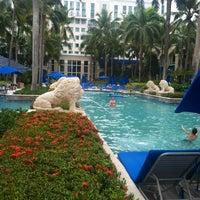 Photo taken at The Ritz-Carlton, San Juan by James P. on 7/4/2012