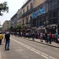 Photo taken at Plaza de la Tecnología by Cézar on 7/21/2012