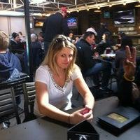 Photo taken at The Tavern Uptown by Matt R. on 2/26/2012