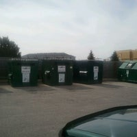 Photo taken at Recycling drop-off site by Shawn K. on 3/6/2012