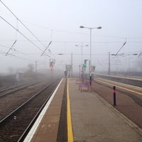 Photo taken at St Neots Railway Station (SNO) by Documentally on 3/1/2012