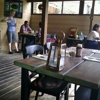 Photo taken at Hill Cafe by Brandon G. on 6/9/2012