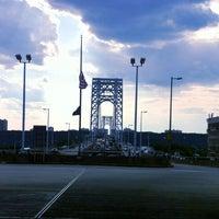 Photo taken at George Washington Bridge Bus Station by Bob M. on 6/8/2012