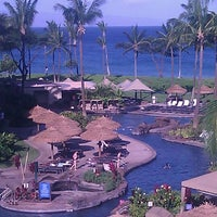 Photo taken at The Westin Ka'anapali Ocean Resort Villas by Danielle D. on 4/9/2012