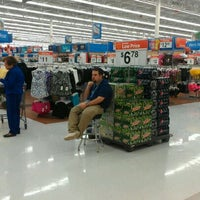 Photo taken at Walmart Supercenter by Vanessa A. on 3/3/2012