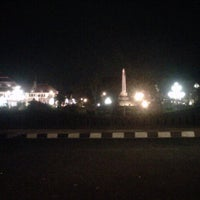 Photo taken at Alun-Alun Kota Malang by sugeng s. on 8/24/2012