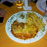 Photo taken at Saccaria Chopperia e Restaurante by Carlos Eduardo N. on 7/4/2012