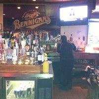 Photo taken at Bennigan's by Jerry H. on 2/4/2012
