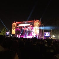 Photo taken at National Orange Show Events Center by Diane M. on 8/19/2012