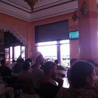 Photo taken at Café de France by Yan C. on 6/23/2012