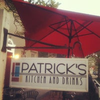 Photo taken at Patrick's Kitchen & Drinks by Sean M. on 4/7/2012