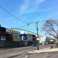 Photo taken at Fordham Shopping District by fromTheBronx 4sq Page on 3/19/2012