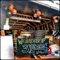 Photo taken at Workshop Espresso by 高手놀리밑™ on 8/23/2012