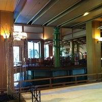 Photo taken at Hotel Sakan by Masayuki W. on 8/5/2012