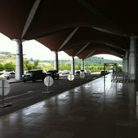 Photo taken at Bintulu Airport (BTU) by Ahmond S. on 8/10/2012