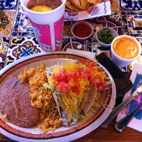 Photo taken at Rosa's Cafe and Tortilla Factory by Brian M. on 3/20/2012